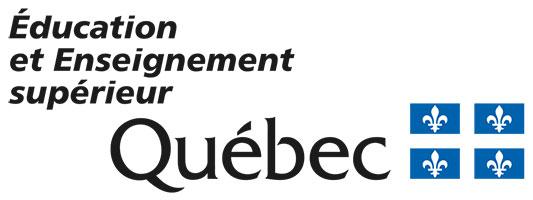 Logo de Éducation et Enseignement supérieur Québec